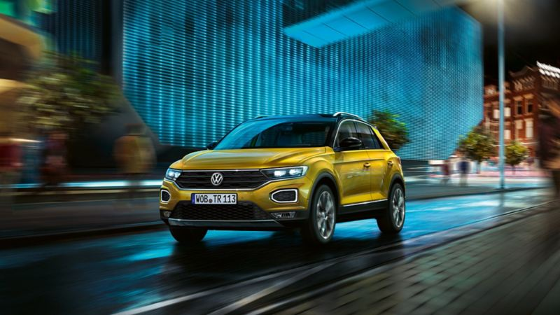 Kilometerleasing VW T-Roc