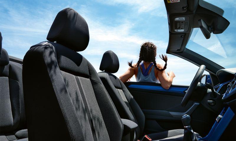 VW T-Roc Cabriolet Style Sitze