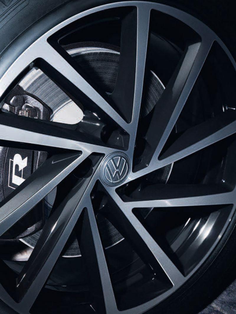 VW T-Roc R Seitenansicht