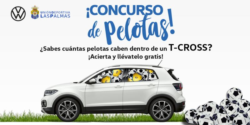Concurso Volkswagen Canarias