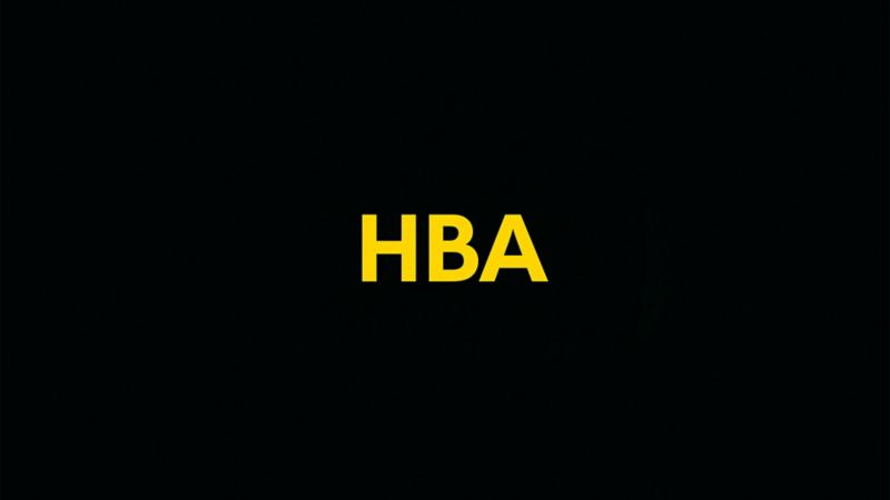 Image of HBA indicator lamp
