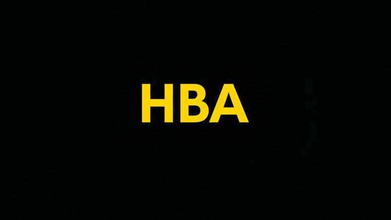 Image of HBA indicator lamp