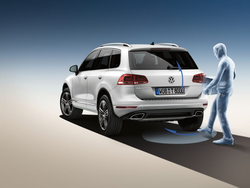 Easy Open du Touareg Legend