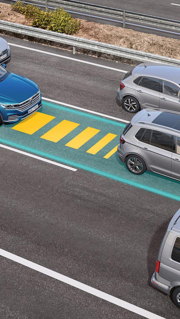 Volkswagen Traffic Jam Assist