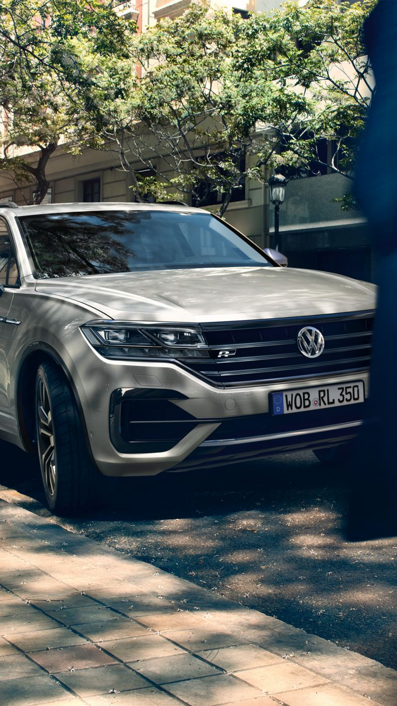"""Touareg"" ir ""Car-Net"""
