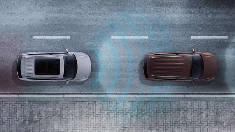 Controle Adaptativo de Velocidade - Volkswagen