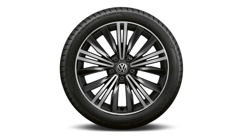 VW Tiguan Allspace UNITED Felge Nizza