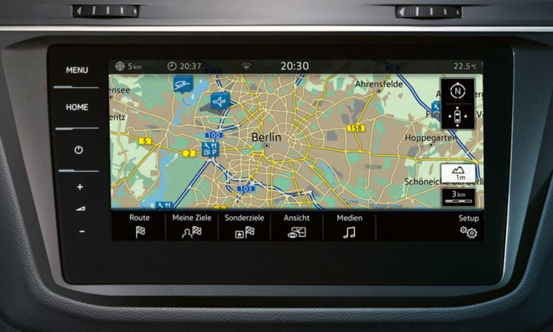 Display Navigation system