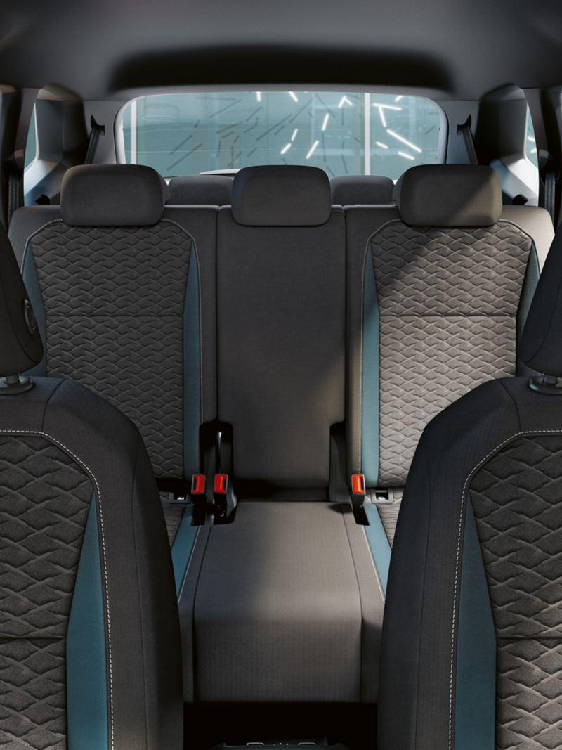 Interieur Tiguan Allspace IQ.DRIVE