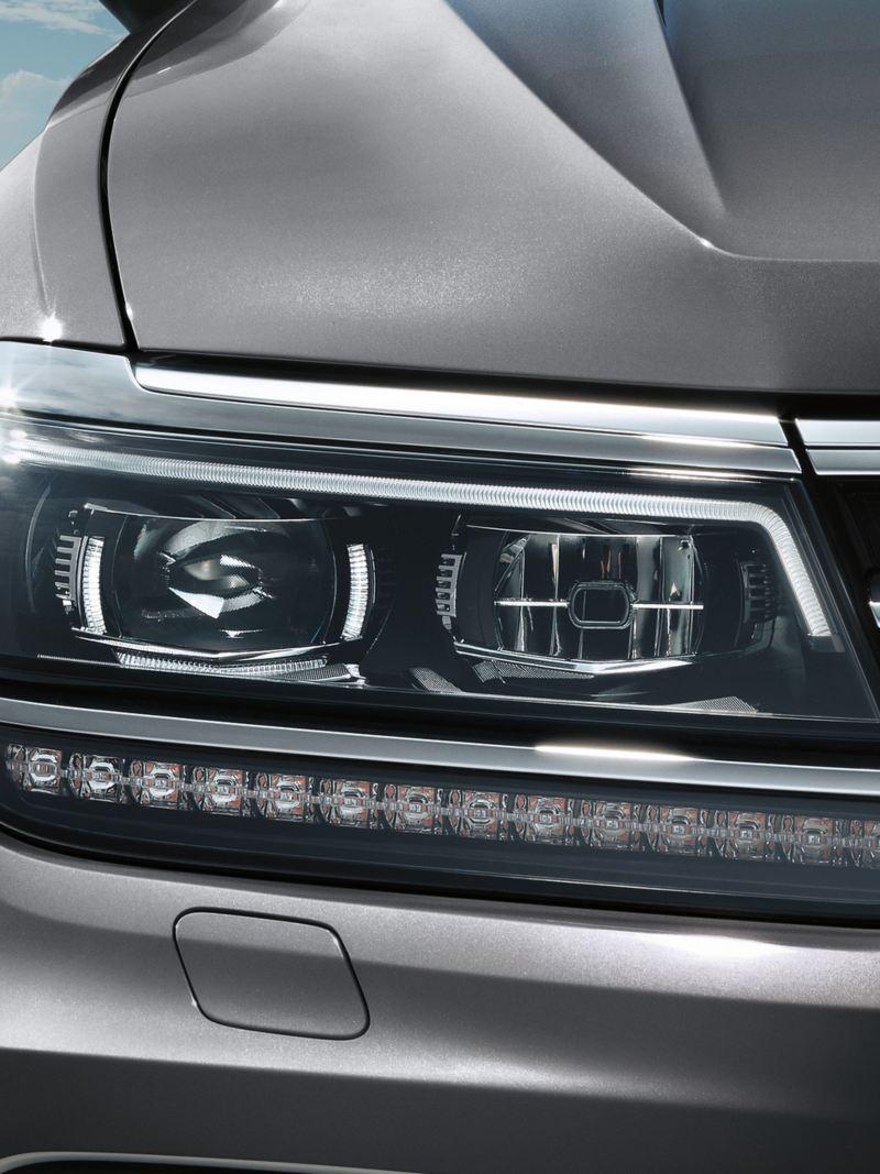 Gruppi ottici di Volkswagen Tiguan Allspace