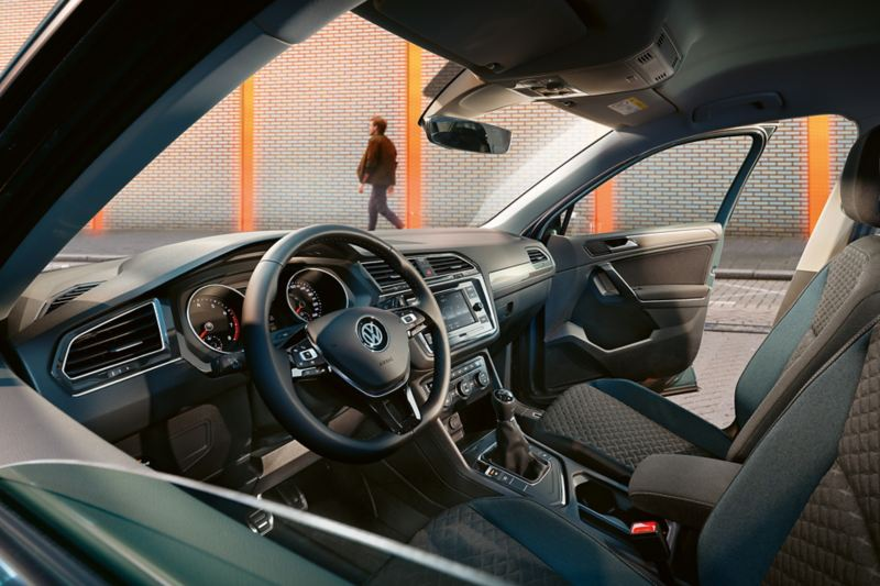 Cockpit Tiguan IQ.DRIVE