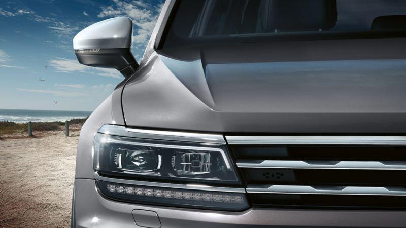 Volkswagen Tiguan Allspace LED-frontlykter