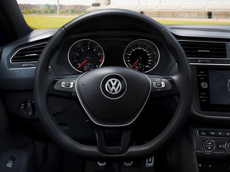 VW UNITED Multifkunktionslenkrad