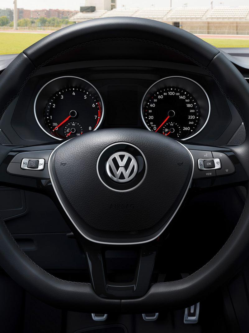VW UNITED Multifunktionslenkrad