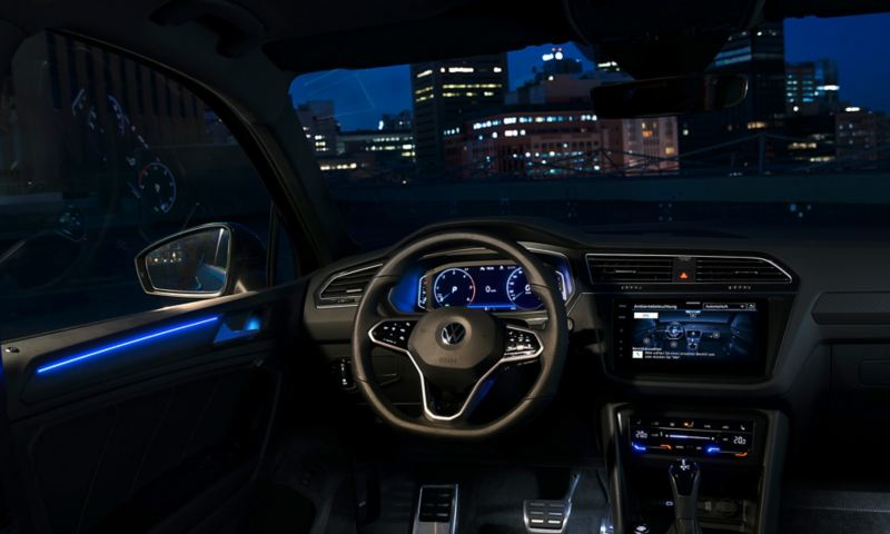 Tiguan ambient lighting