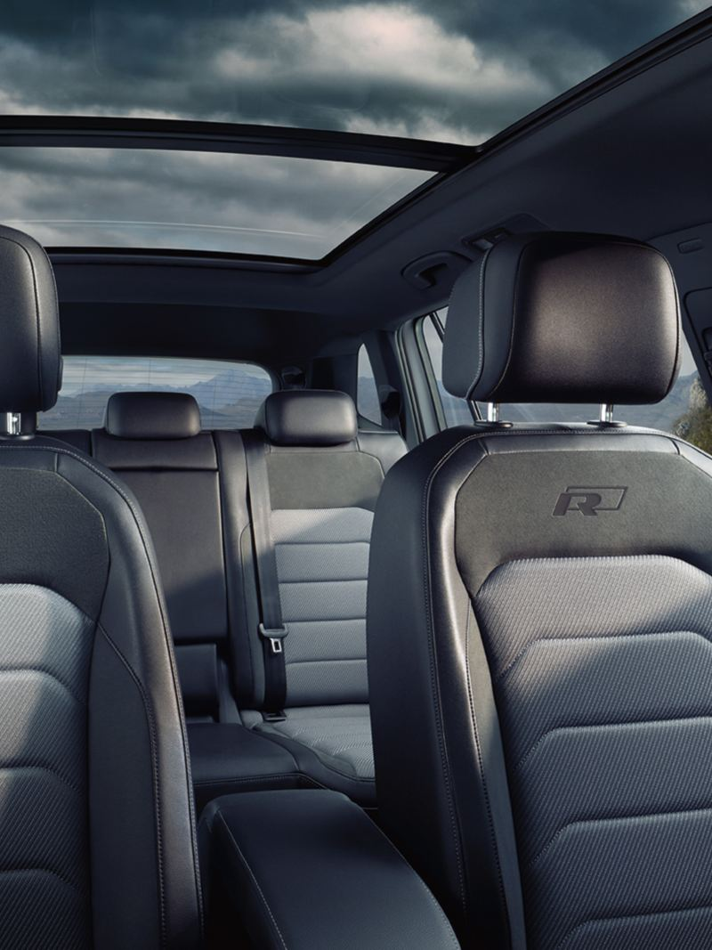 Panoramasoltak i Volkswagen Tiguan Allspace