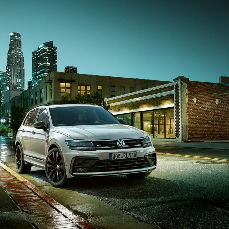 Modello di Volkswagen Business Tiguan 2.0 TDI DSG