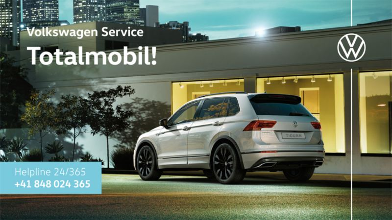 Die kostenlose Mobilitätsversicherung Totalmobil!
