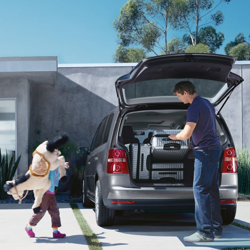 Verreisen mit Kindern und Gepäck – Haftpflicht
