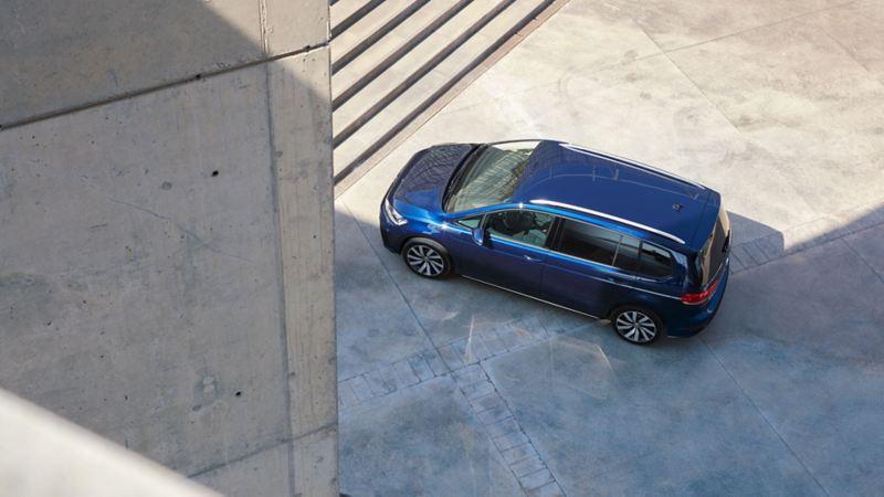 VW Touran UNITED R-Line Paket