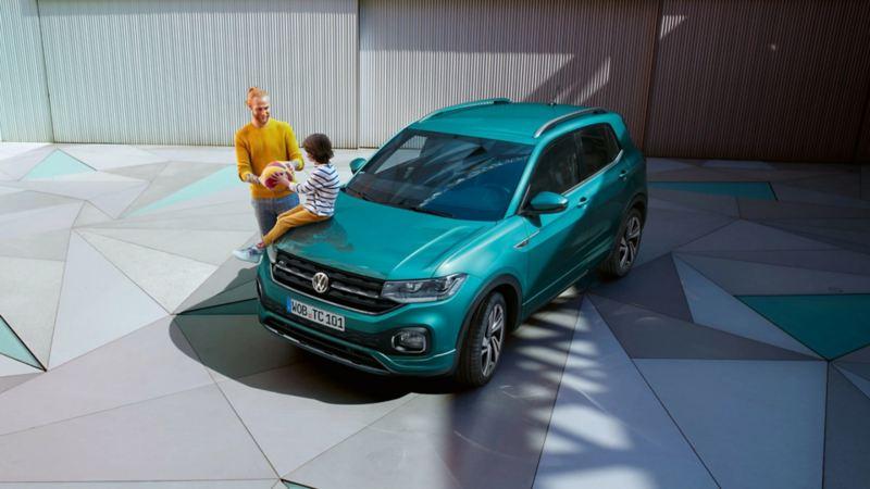 T-Cross - Kredyt samochodowy