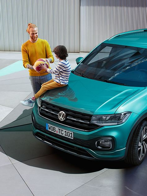 The Volkswagen T-Cross
