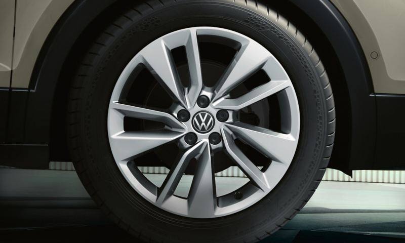 "VW T-Cross rim ""Bangalore"""