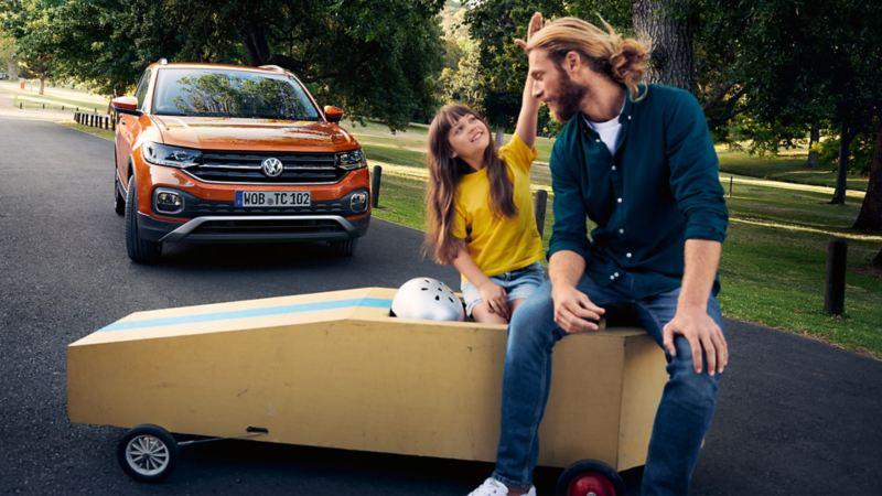 Volkswagen We. Vi tenker nytt om mobilitet.