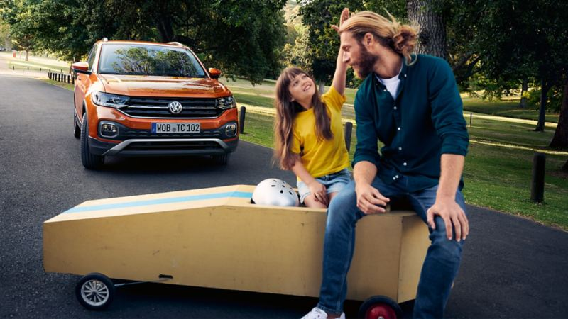 Volkswagen We. Mõtleme mobiilsusest uutmoodi.
