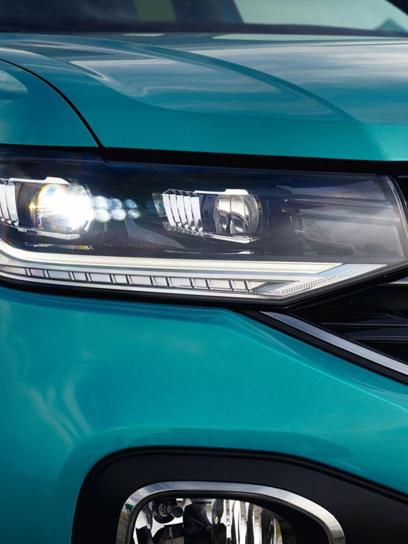 T-Cross LED Headlights
