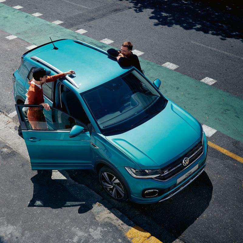 Promozione Volkswagen T-Cross in corso