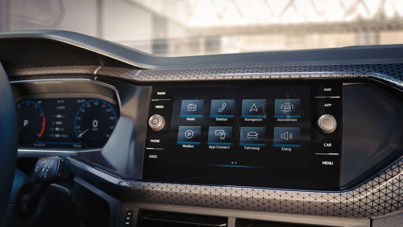 Discover Media con schermata Car-Net  Guide&Inform