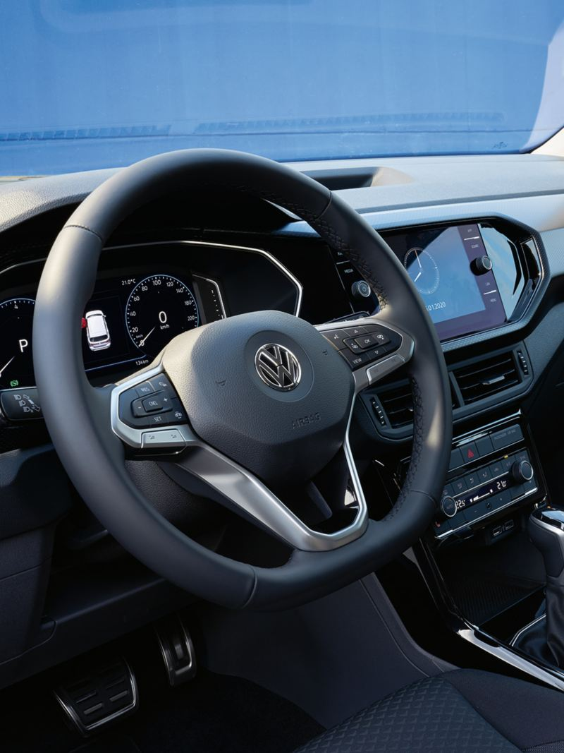 VW UNITED Multifkunktionslenkrad