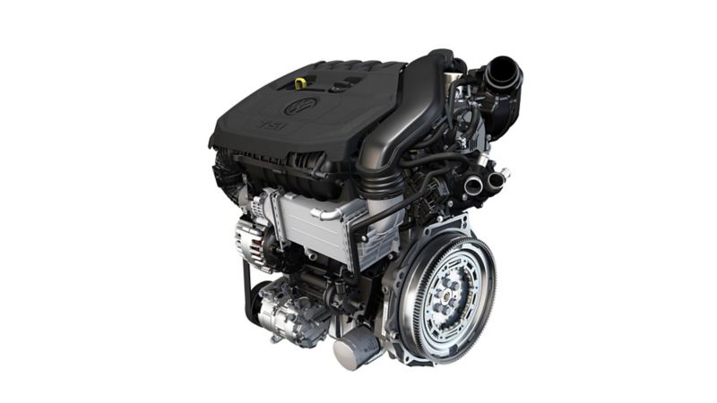 Polo GT Engine