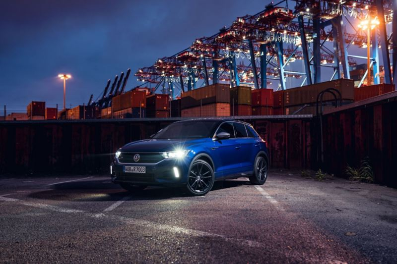 Snabba och sportiga VW T-Roc R