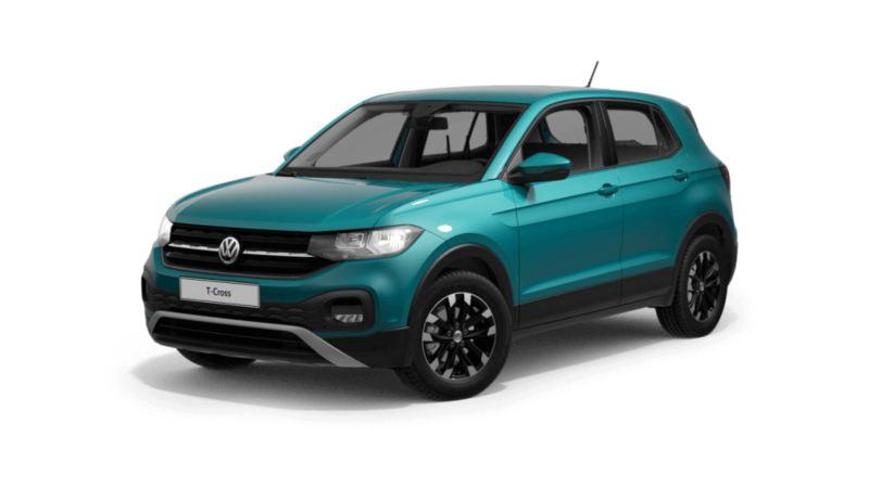 Volkswagen T-Cross precio y especificaciones