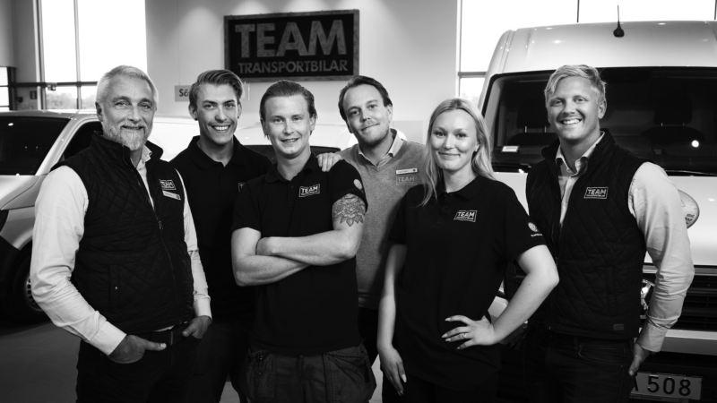 Team Transportbilar Smista