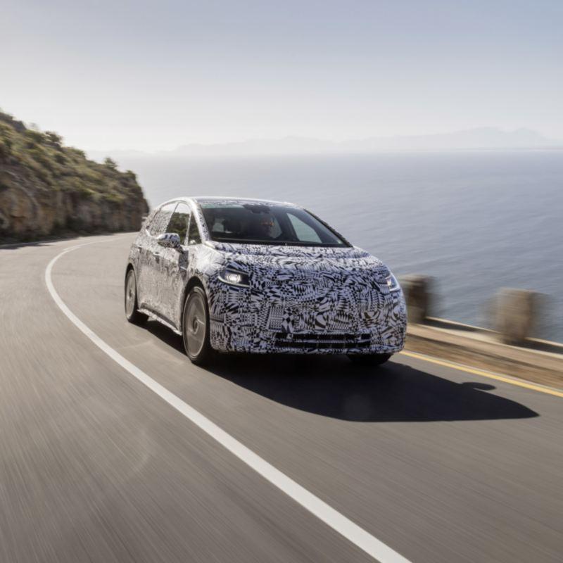 """Top Gear"" za kierownicą Volkswagena ID"