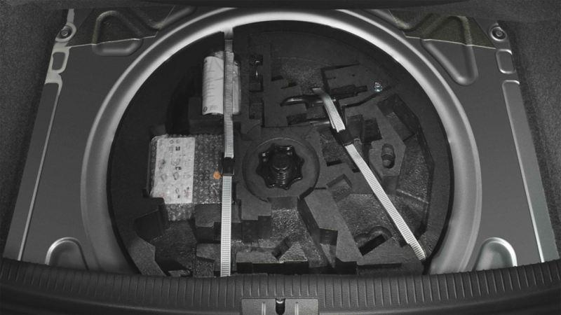 """Zestaw naprawczy do opon """"Tire Mobility Set"""""""