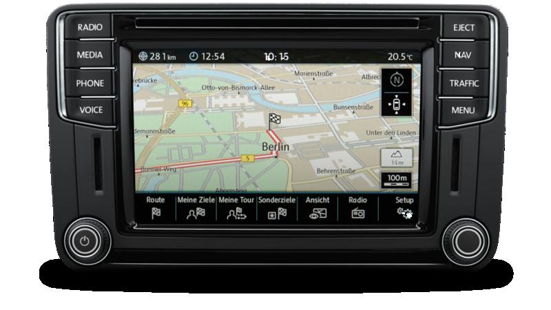 Navigatie updates