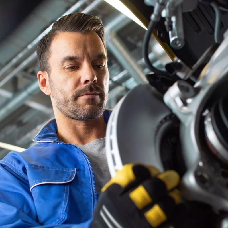 Volkswagen Fahrzeugreparatur