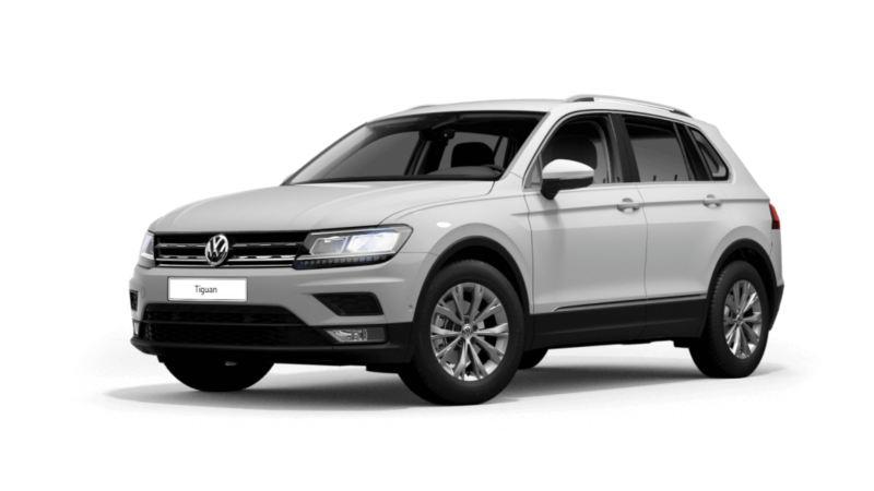 Volkswagen Tiguan connect precio y especificaciones