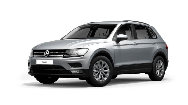 Volkswagen Nuevo Tiguan trendline precio y especificaciones