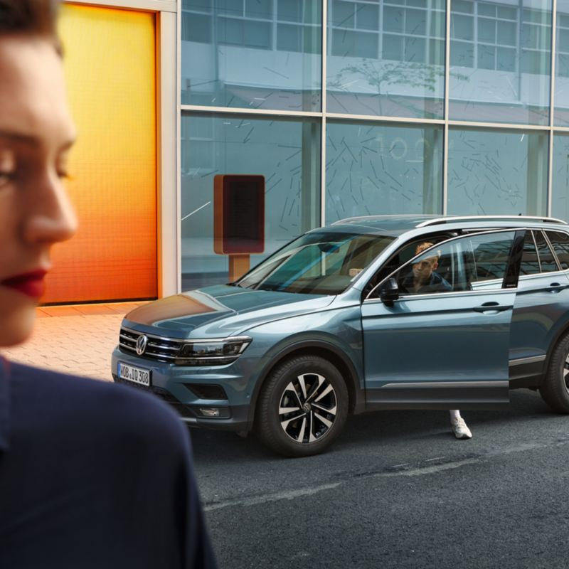 Le Tiguan, couple