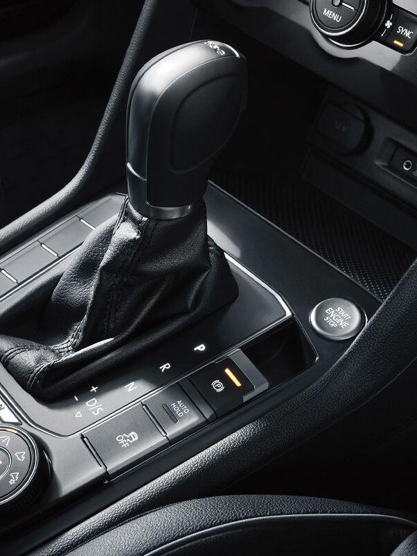 Tiguan Allspace Automatic Gears