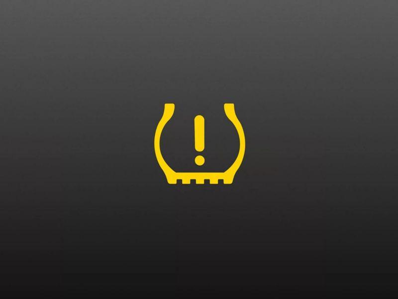 Tiguan Tire Pressure Monitor