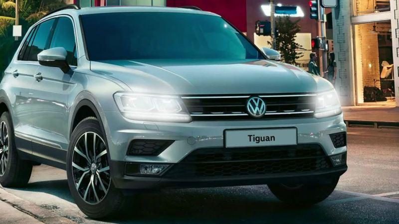 Kit calandra per Volkswagen Tiguan.