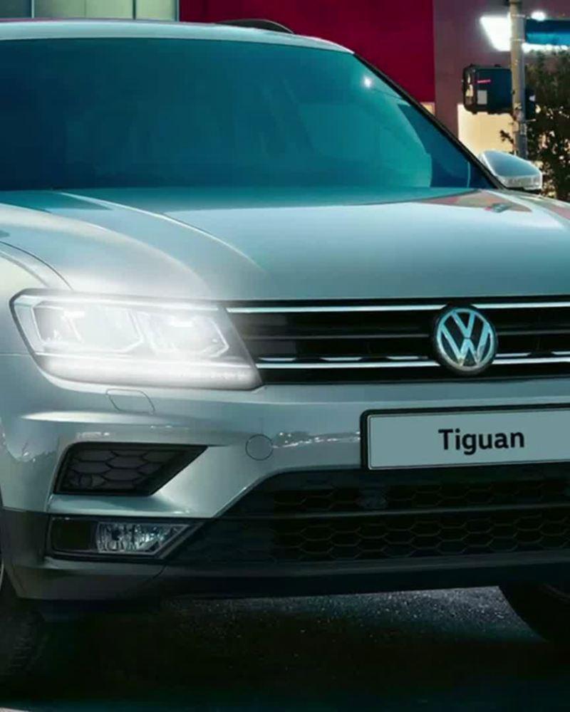 Kit calandra per Volkswagen Tiguan
