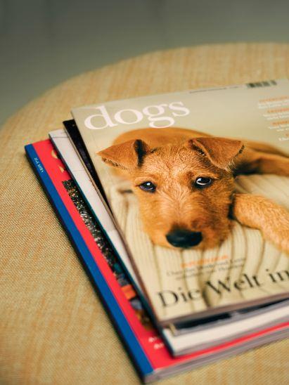 Magazine - Architectuuren lifestylemagazine