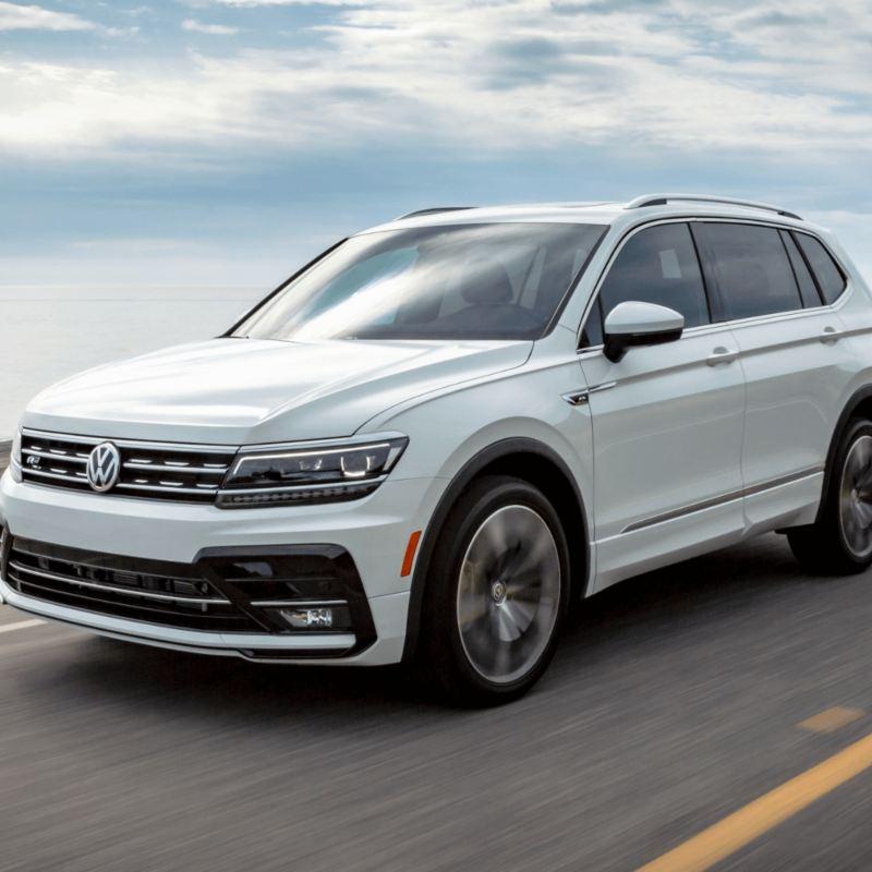VUS Le Tiguan 2021 de Volkswagen